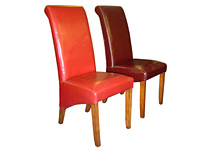 Leather Dining Chair From Leather Chaircouk